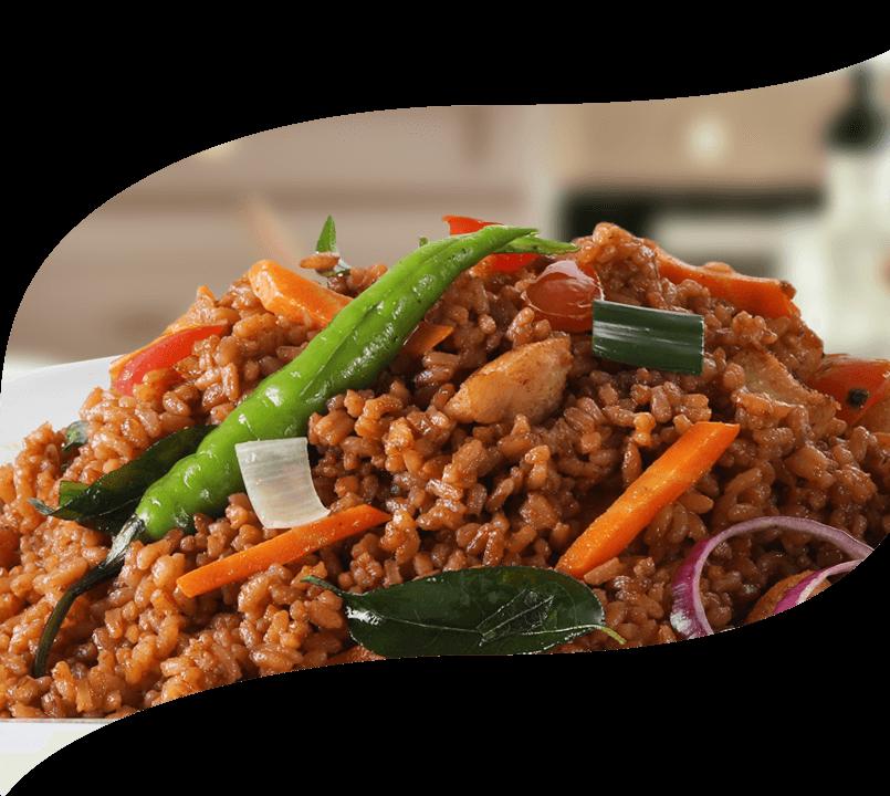 Knorr Recipes | Sri Lankan Red Rice Kotthu Recipe
