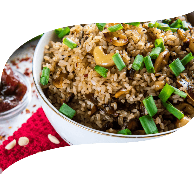 Knorr Recipes | Savoury Date and Nut Rice Recipe