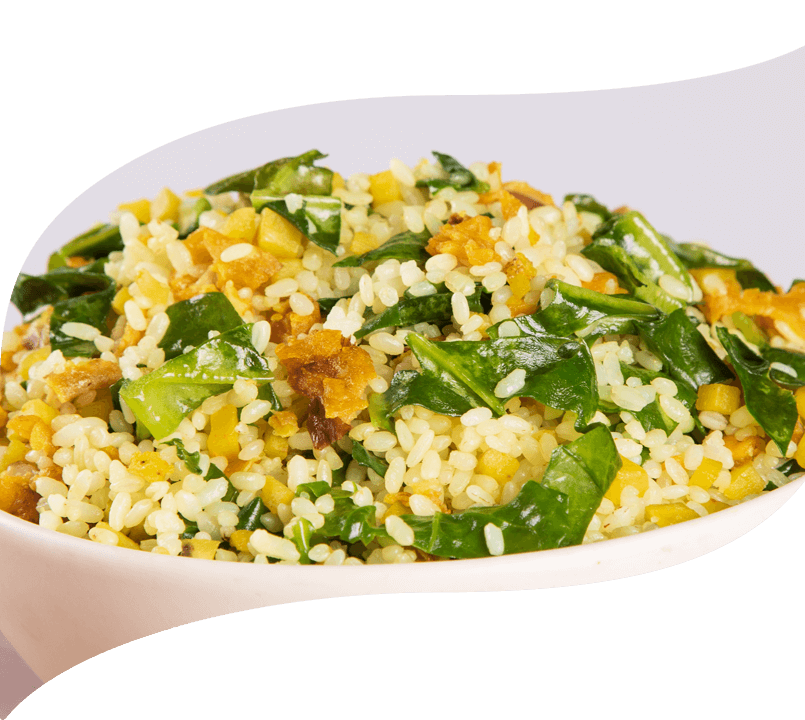 Knorr Recipes | Crispy Dhal and Gotukola Rice Recipe