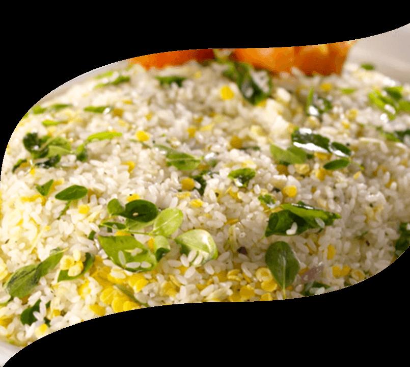 Knorr Recipes | Moringa Fried Rice Recipe