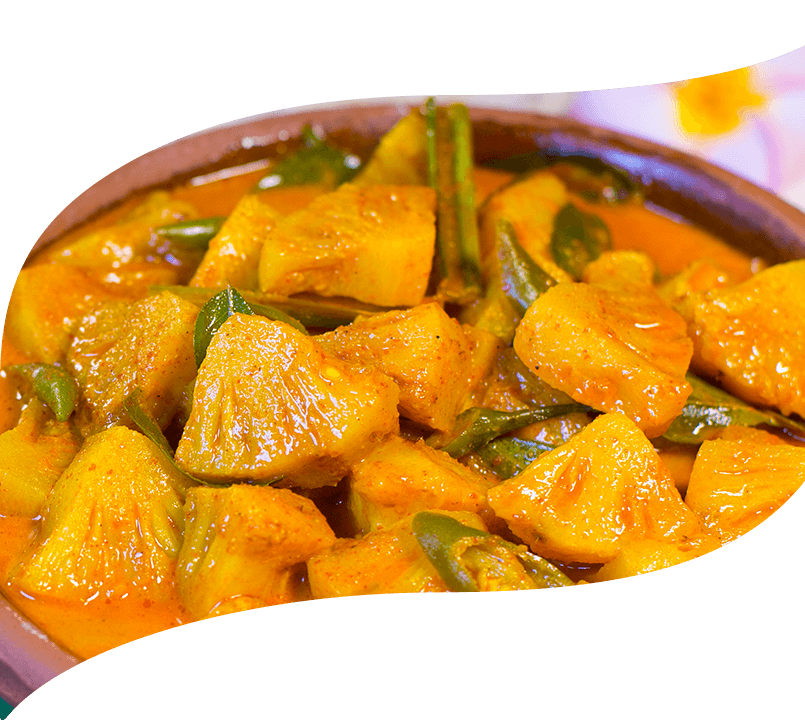 Knorr Recipes | Pineapple Dry Curry Recipe