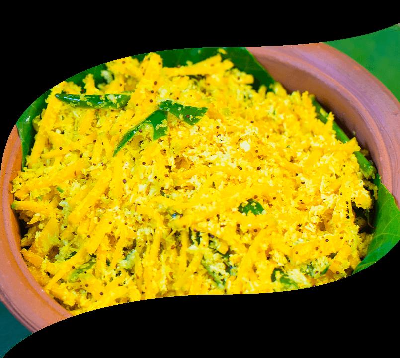 Knorr Recipes | Pumpkin Mallum Recipe