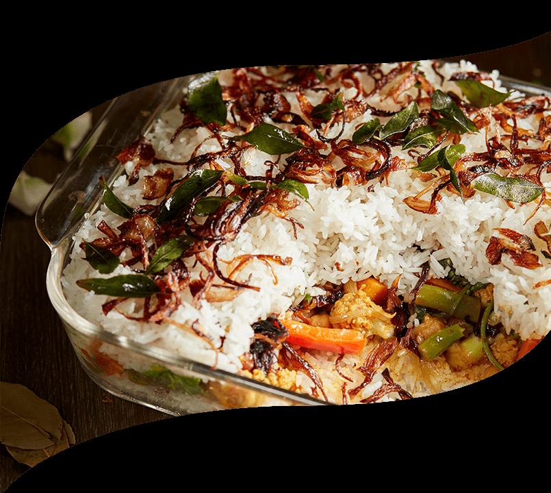 Knorr Recipes | Vegetable Dum Biryani Recipe
