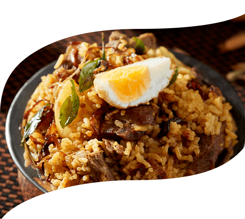 Knorr Recipes | Beef Biryani Recipe
