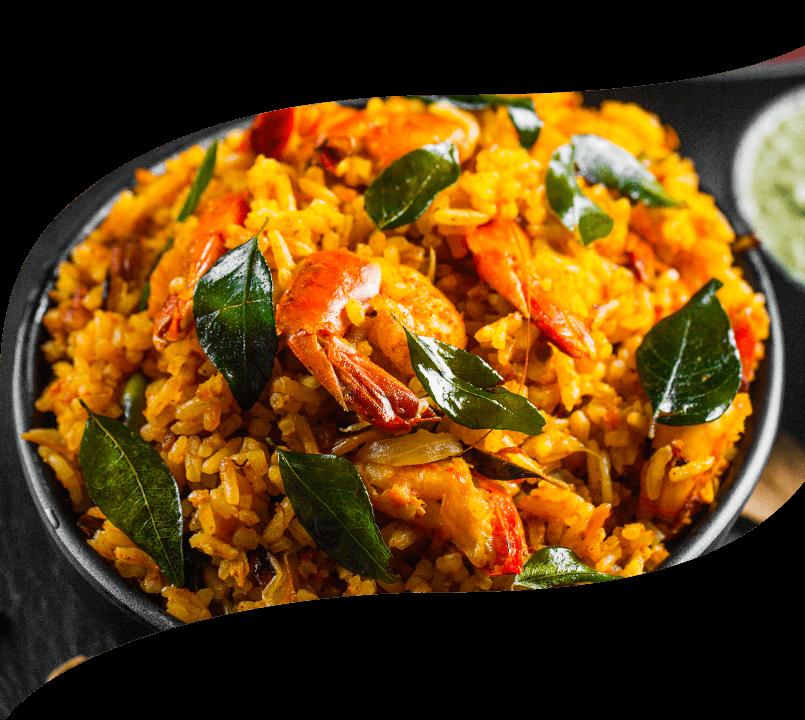 Knorr Recipes | Prawn Biryani Recipe